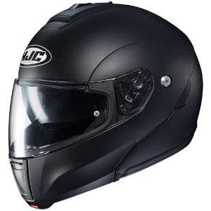 hjc modular street motorcycle helmet