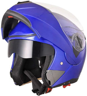 modular motorcycle helmet under 300