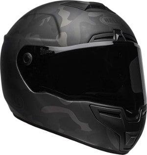 bell street motorcycle helmet