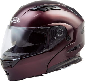 gmax modular motorcycle helmet