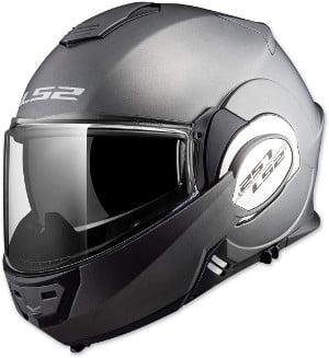 ls2 helmets modular valiant helmet