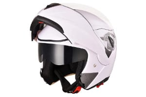 Can You Wear a Modular Helmet Open? - Top Helmet Guide