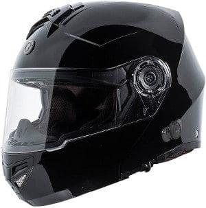 modular helmet integrated blinc bluetooth