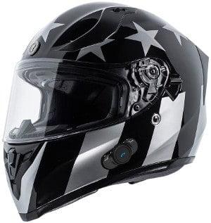 torc bluetooth integrated motorcycle helmet