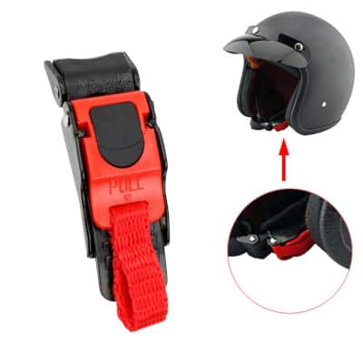 helmet buckle